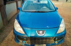 Peugeot 307 2007 2.0 140 Tendance Blue color for sale