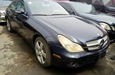 2010 Mercedes-Benz CLS automatic for sale at price ₦3,500,000
