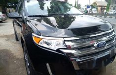 Sparkling black 2011 Ford Edge for sale
