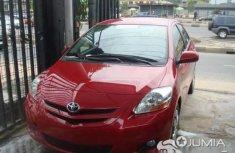 Clean Tokunbo Toyota Yaris