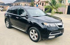Sell black 2011 Acura MDX suv  at mileage 41,282 in Lagos