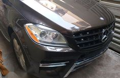 Sell used 2013 Mercedes-Benz ML350 hatchback automatic in Lagos