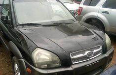 Hyundai Tucson 2006 Black for sale