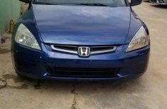 Honda Accord 2005 Blue for sale