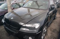 Clean BMW X6 2010 Black for sale