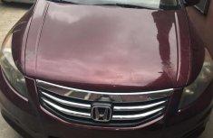 Clean and neat used 2010 Honda Accord sedan in Lagos at cheap price