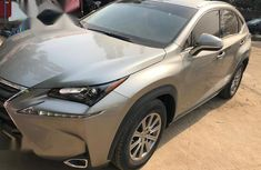 New Lexus NX 200t 2016 Gray for sale
