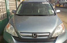 Sell well kept blue 2008 Honda CR-V automatic at mileage 83