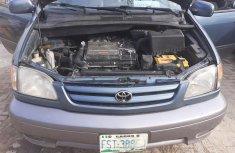 2002 Nigerian Used Toyota Sienna