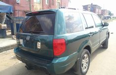 Nigerian Used Honda Pilot 2003 Model