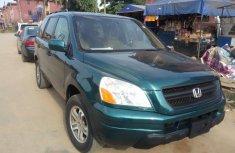 Nigerian Used Honda Pilot 2003 Model
