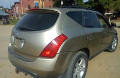 2005 Nissan Morano