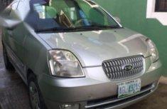 Kia Picanto 2007 Silver for sale