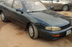 Selling green 1995 Toyota Camry automatic at price ₦450,000