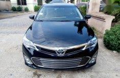 Toyota Avalon 2014 Black for sale