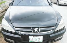 Peugeot 607 3.0 V6 SV Automatic 2006 Black for sale