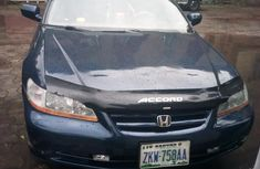 Well maintained 2002 Honda Accord for sale at price ₦600,000 in Port Harcourt