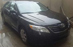 Sell used black 2011 Toyota Camry sedan at cheap price