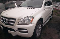Mercedes-Benz GL Class GL450 4MATIC 2011 White for sale