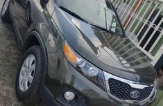 Green 2012 Kia Sorento suv / crossover automatic for sale in Surulere