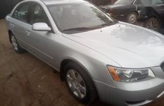 Hyundai Sonata 2.4 2006 Gray for sale