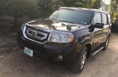 Honda Pilot 2011 Black for sale