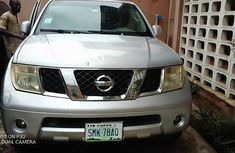 Sparkling cheap used 2005 Nissan Pathfinder automatic at mileage 11,275