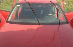 Sell cheap red 2005 Volkswagen Golf at mileage 230 in Lagos