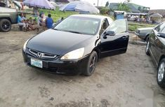 Sell well kept 2005 Honda Accord automatic at price ₦850,000 in Port Harcourt