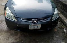 Sell cheap blue 2014 Honda Accord automatic in Port Harcourt