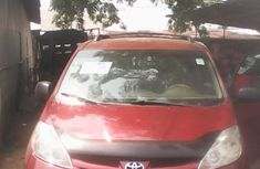 Toyota Sienna 2006 Red for sale