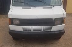 Sell well kept white 1995 Mercedes-Benz Sprinter van  at price ₦1,600,000