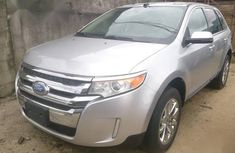 Grey 2013 Ford Edge car at attractive price in Port Harcourt