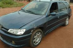 Peugeot 306 2001 Blue for sale