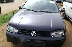 Volkswagen Golf 1999 2.0 Automatic Blue for sale
