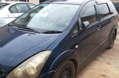 Sell cheap blue 2003 Toyota Wish at mileage 100 in Lagos