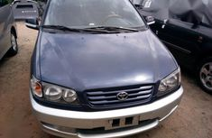 Need to sell cheap used blue 2000 Toyota Picnic suv  in Lagos