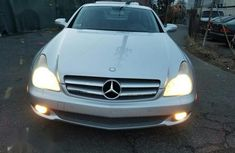 Well maintained 2009 Mercedes-Benz CLS automatic for sale at price ₦7,500,000