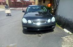 Blue 2002 Lexus GS automatic for sale in Lagos