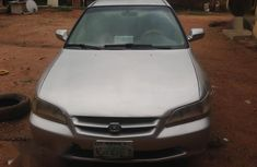 Grey 2000 Honda Accord automatic at mileage 128,095 for sale in Abuja