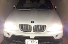 White 2005 BMW X5 suv automatic for sale in Lagos