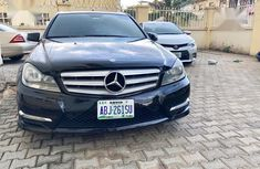Sell well kept 2012 Mercedes-Benz C300 automatic at price ₦4,050,000 in Abuja