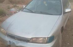 Honda Accord Coupe 1999 Silver for sale