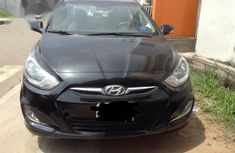 Hyundai Accent 2014 Black for sale