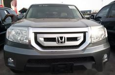Honda Pilot 2011 Gray for sale