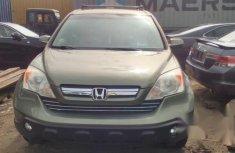 Honda CRV 2008 Green for sale