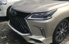 New Lexus LX 2018 Gold for sale