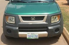 Well maintained green 2006 Honda Element automatic for sale at price ₦750,000