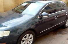 Volkswagen Passat 2007 2.0 FSi Comfortline Blue for sale