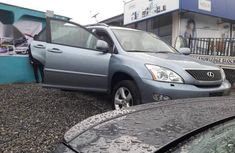 Blue 2004 Lexus RX for sale at price ₦3,500,000